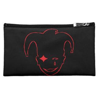 Black And Red MTJ Makeup Bag