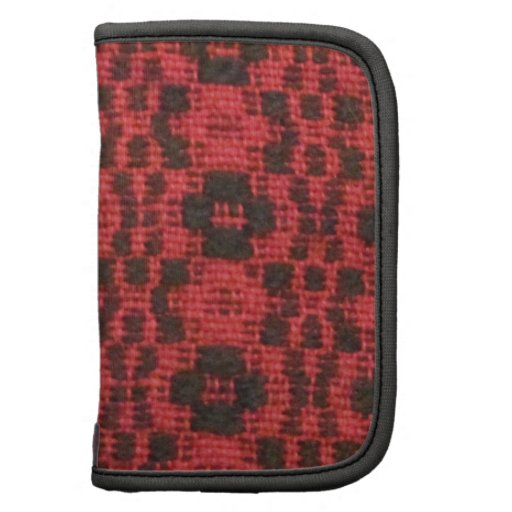 Black and Red Planner