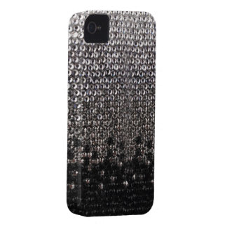 Black and Silver Glitter Bling Cover