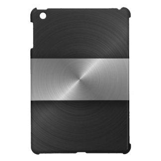 Black And Steel iPad Mini Cases