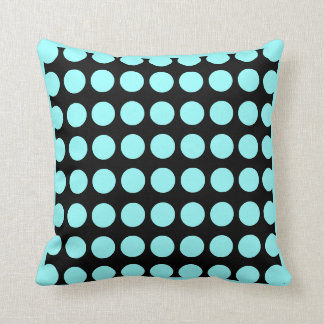 Teal And Black Decorative Pillows : Brown And Teal Blue Pillows - Decorative & Throw Pillows Zazzle