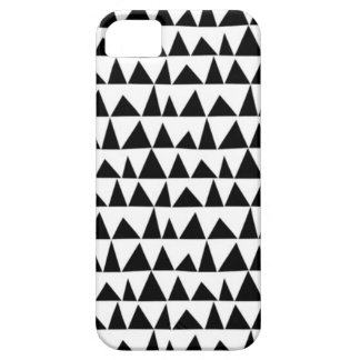Black and White abstract iPhone SE/5/5s Case