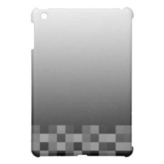 Black and White Abstract Modern Design. iPad Mini Case