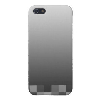 Black and White Abstract Modern Design. iPhone 5 Cover