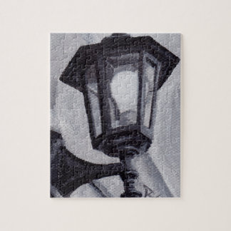 Black and White aceo Puzzle