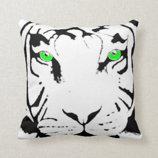BLACK AND WHITE AMERICAN MOJO PILLOW
