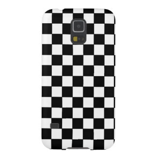 Black and White and Colors Designs Galaxy S5 Cover