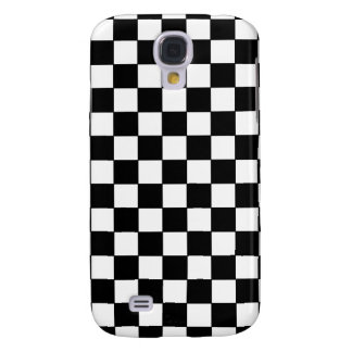 Black and White and Colors Designs Galaxy S4 Case