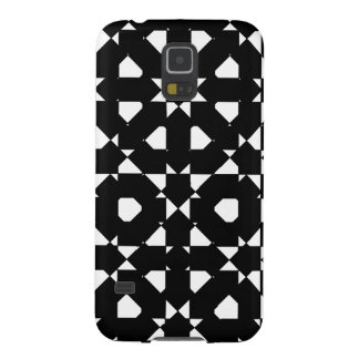 Black and White and Colors Designs Case For Galaxy S5