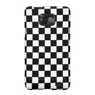 Black and White and Colors Designs Galaxy SII Cover