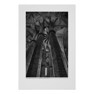 Black and White Architecture Posters