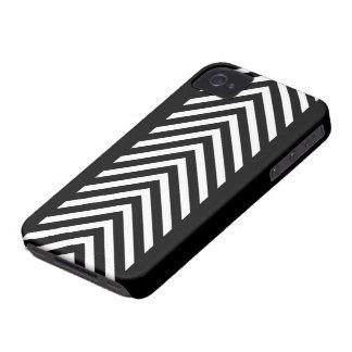 Black and white arrows BlackBerry bold case