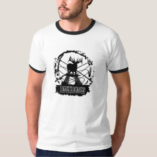 Black and White Backroads T-Shirt