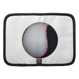 Black and White Baseball / Softball Planner