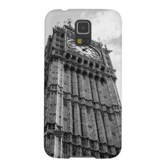 Black and White Big Ben Photograph, London Galaxy S5 Case