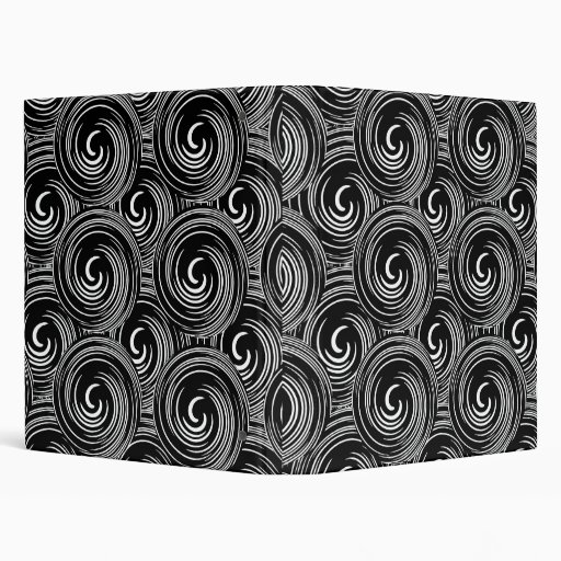 black and white decor black and white binder zazzle 30132