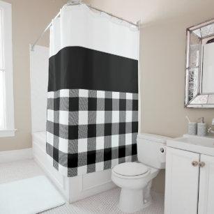 Farmhouse Shower Curtains Zazzle
