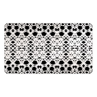 Black And White - Business Cards