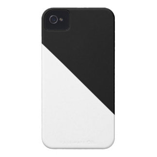 Black and White Case-Mate iPhone 4 Case
