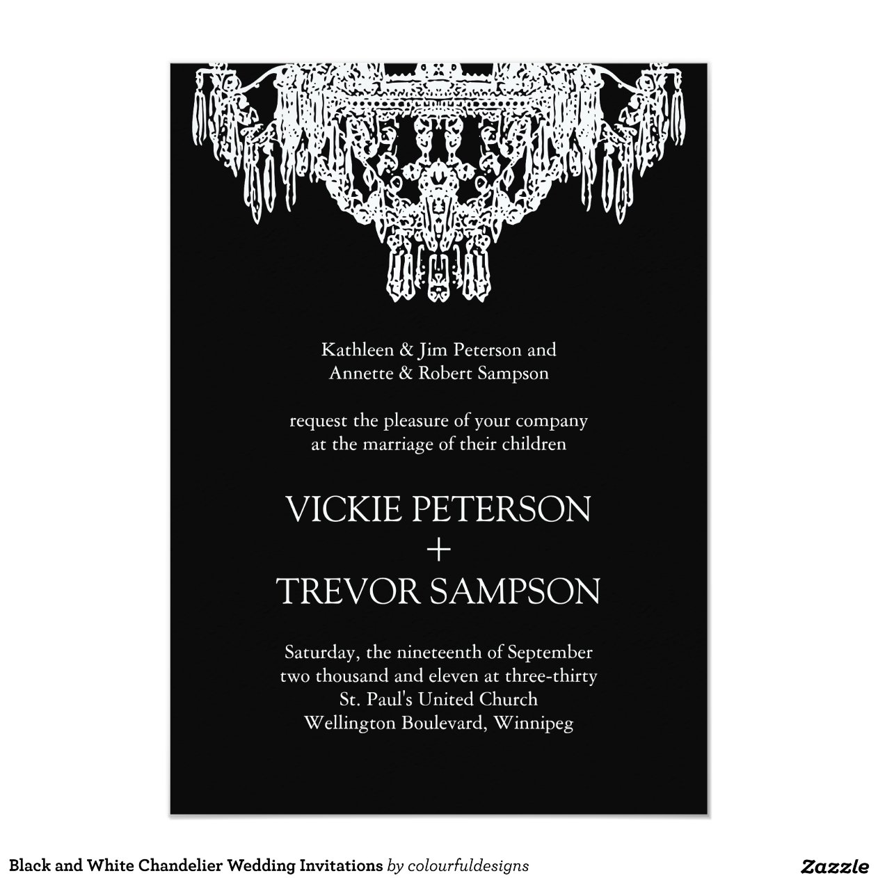 black and white wedding invitations black and white chandelier wedding invitations 1826