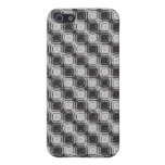 Black and White Checkerboards Cover For iPhone 5