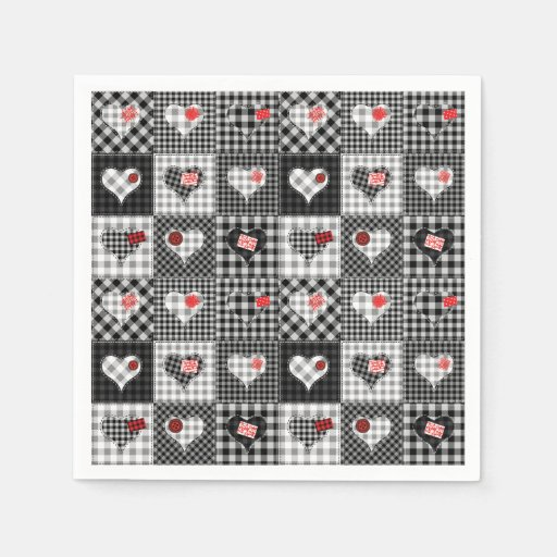 Gingham Party Supplies