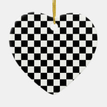 Printable Black And White Checkered Pattern