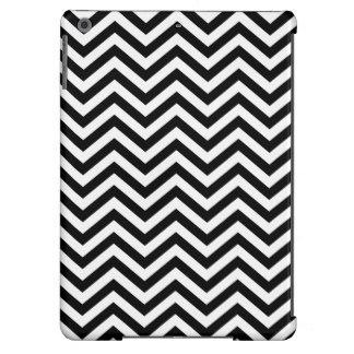 Black and White Chevron iPad Air Case