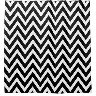 Black And White Zig Zag Shower Curtains | Curtain Menzilperde.Net