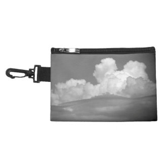 Black And White Cloud 1 Accessories Bag