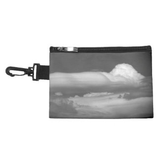 Black And White Cloud 3 Accessory Bags