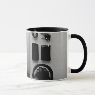Black and white collection of Modern Executive Man Mug
