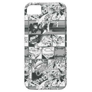 Black and White Comic Pattern iPhone 5 Covers