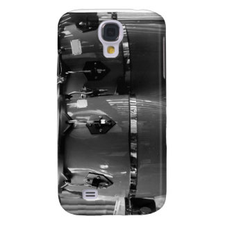 Black and white conga drums photo samsung s4 case