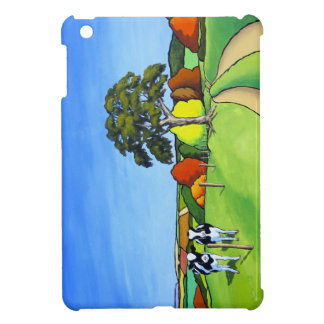 Black and White Cow Gifts iPad Mini Cases