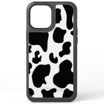 Black and White Cow OtterBox Symmetry iPhone 12 Pro Max Case
