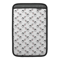 Black and White Cow Pattern. MacBook Air Sleeve