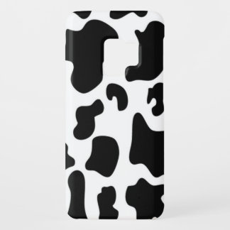 Black and White Cow print Case-Mate Samsung Galaxy S9 Case