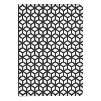 Black And White Cube Pattern Kindle Touch Cover