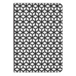 Black And White Cube Pattern Kindle Touch Case