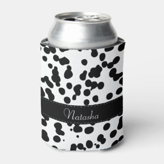 Black and White Dalmatian Spots Can Cooler