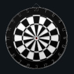"black and white dartboard with darts<br><div class=""desc"">black and white . asyrum . maydaze</div>"