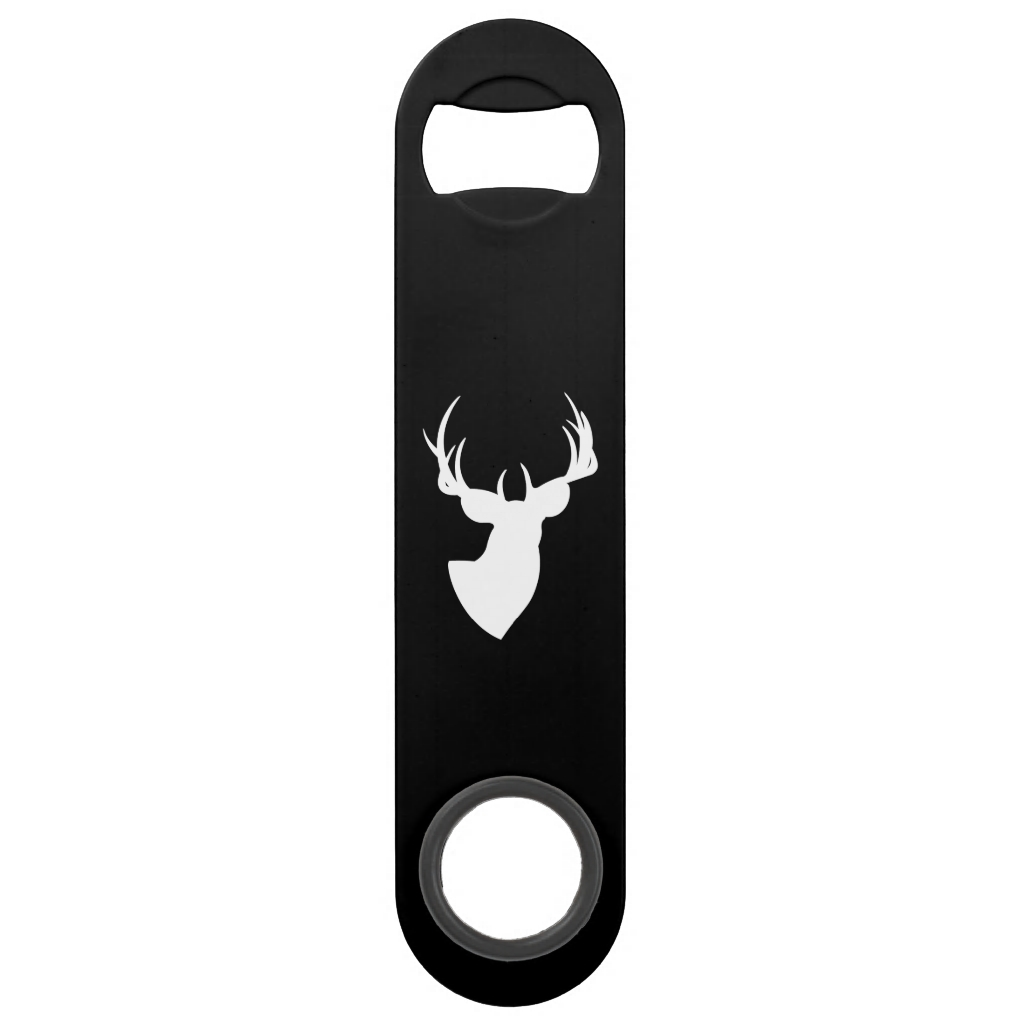 Black And White Bottle Openers & Black And White Beer Bottle ...