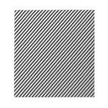 Black and white diagonal stripes. scratch pad