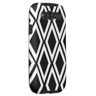 Black and White Diamonds Galaxy SIII Cover