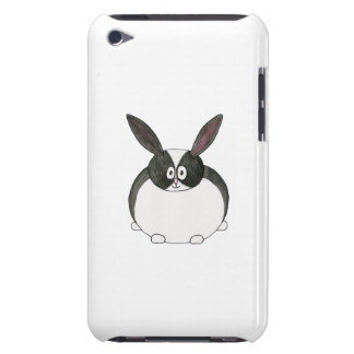 Black and White Dutch Rabbit iPod Touch Cover