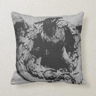 Black And White Eagle Pillows