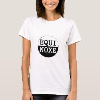 black and white equinox T-Shirt
