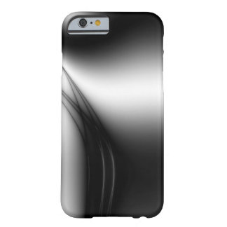 Black and White Estuary Barely There iPhone 6 Case
