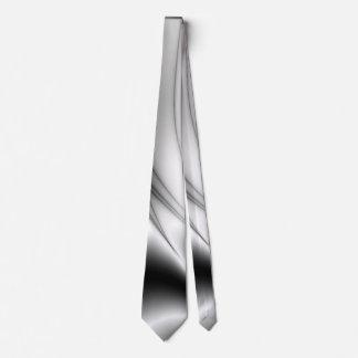 Black and White Estuary Neck Tie